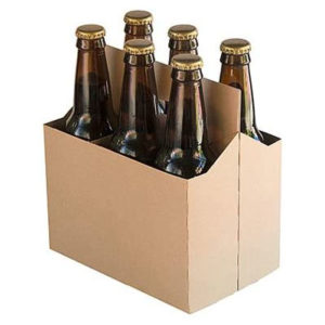 Packs de cervezas